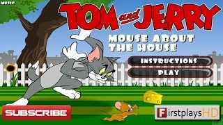 Tom and Jerry Mouse about The House PC Gameplay HD 720P