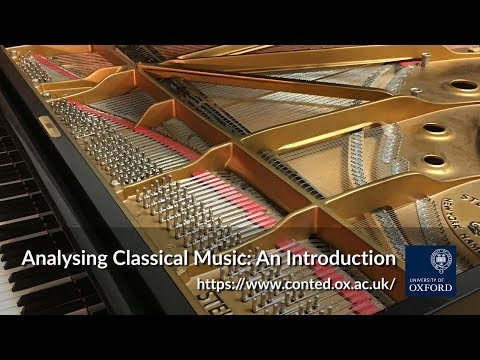 Analysing Classical Music: An Introduction