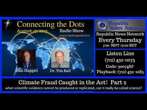 Climate Fraud Caught In The Act!  Part 2
