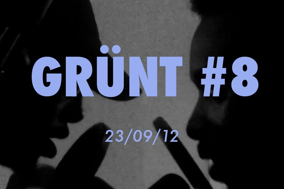 Grünt #8 Feat. Lomepal x Caballero | Alpha Wann // Fixpen Sill // Georgio // Jean Jass & more