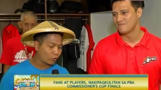 NEWS5E   GMC: MAKATA TAWANAN, ALASKA VS GINEBRA