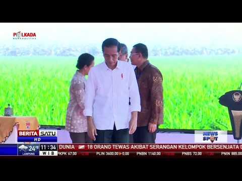 Presiden Dorong Petani Jual Produk Secara Online