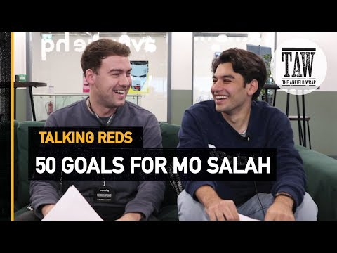 Mo Salah Record Breaker: How The Egyptian King Became The Fastest To Fifty | TALKING REDS