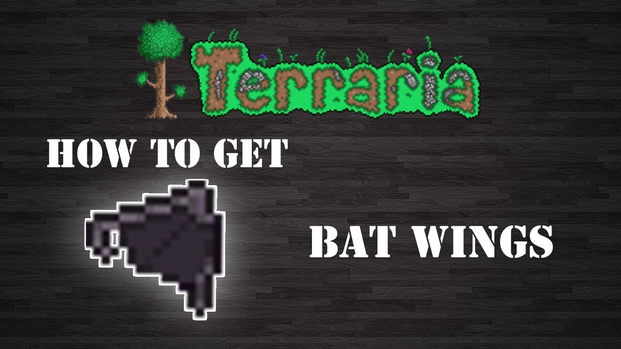 bat wings terraria