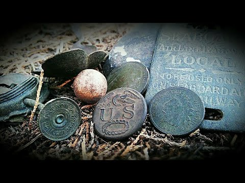 A Treasure Hunters Dream Site Metal Detecting Compilation