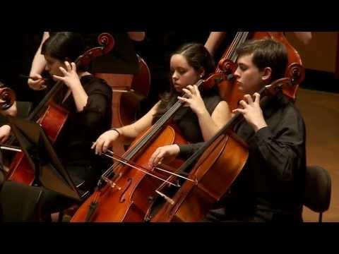 G. Mahler: Totenfeier - Orquesta Joven de la Sinfónica de Galicia - Diego García, director