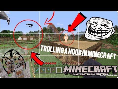Little Kid Rages on Minecraft||Minecraft PS4
