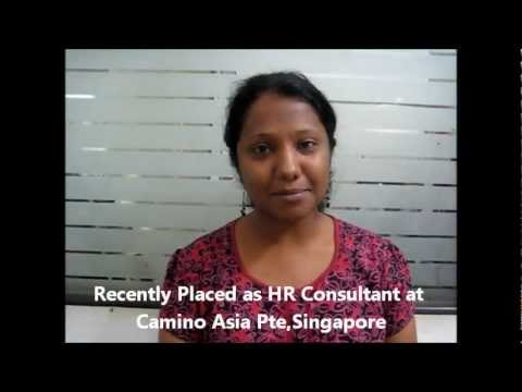 How I got an International Job as HR Executive in Singapore @40,000 SGD p.a.