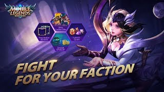 Rivals Event Trailer | Fight for your faction | Mobile Legends: Bang Bang!