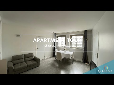 Apartment Tour // Furnished  49m2 in Paris – Ref : 31614048