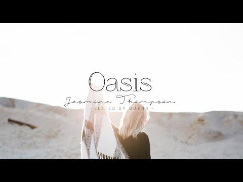 「Lyrics+Vietsub」Oasis - Kygo ft. FOXES (Jasmine Thompson Cover)