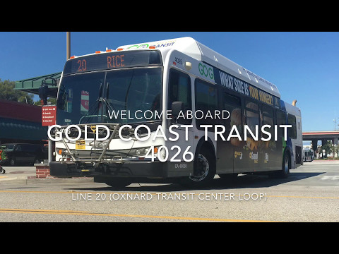 Gold Coast Transit 2006 New Flyer C40LFR #4026 | Coin Lloyd's Transit Hub