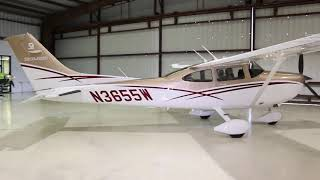 N3655W. 2016 CESSNA 182T Skylane Aircraft For Sale at Trade-A-Plane.com
