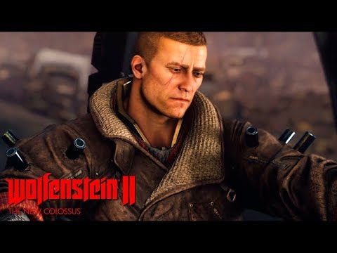 WOLFENSTEIN 2 THE NEW COLOSSUS #6 | O FIM DO MUNDO (PT/BR)