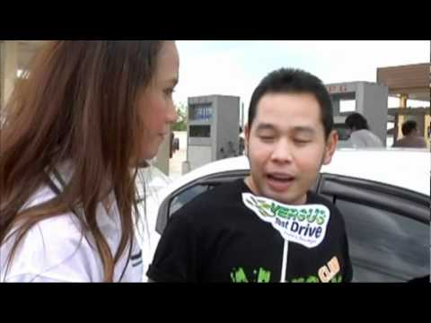 Versus Test Drive 2011-Honda city 2