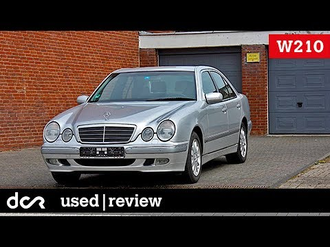 Buying a used Mercedes E-class W210 - 1995-2003, Buying advice with Common Issues
