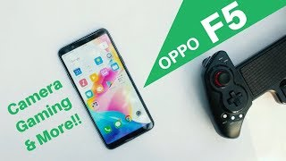 Oppo F5 20MP Selfie camera & Gaming review | One Big MISTAKE!!