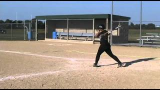 Bryce Florey softball video