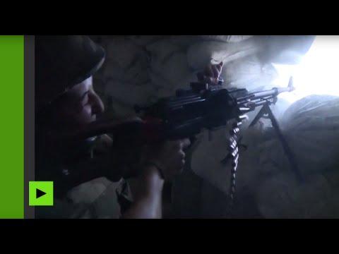 Sur la ligne de front à Raqqa : un pas de plus vers la reconquêtede YouTube · Durée:  13 minutes 35 secondes
