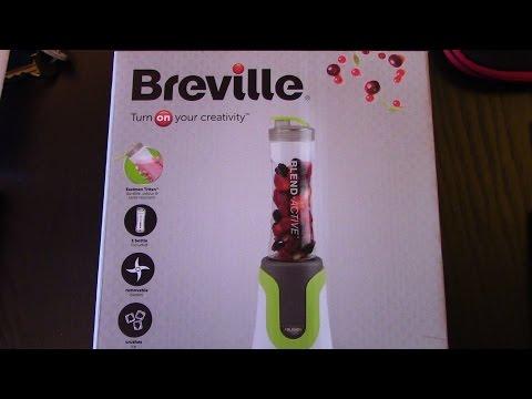 Breville Blender REVIEW