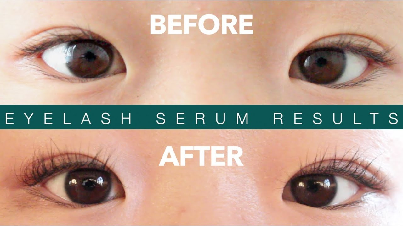 524bc00cc45 I tried an eyelash serum for 3 months! review and results || nanolash  eyelash serum