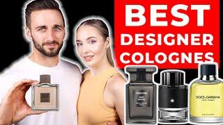 MY HUSBAND'S 8 FAVOURITE Designer Fragrances For Men 💥 no brainer colognes