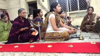 Sai Bhajan - Bhanu - Sri Rama Charanam - Ann Nagar Times
