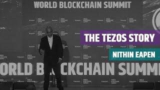 Nithin Eapen - KEYNOTE at World Blockchain Summit 2018 -  Singapore Edition