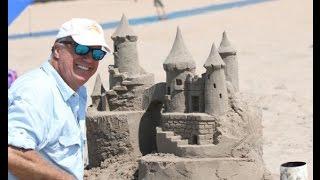 Sand Castle King: Watch Matt Long work his beach magic