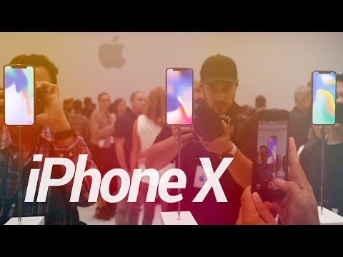Exclusive iPhone X Wallpapers!