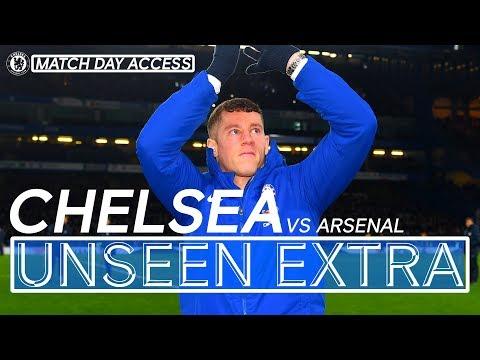 Chelsea Vs Arsenal Tunnel Access | Barkley Meets The Fans & Joe Cole Returns | Unseen Extra
