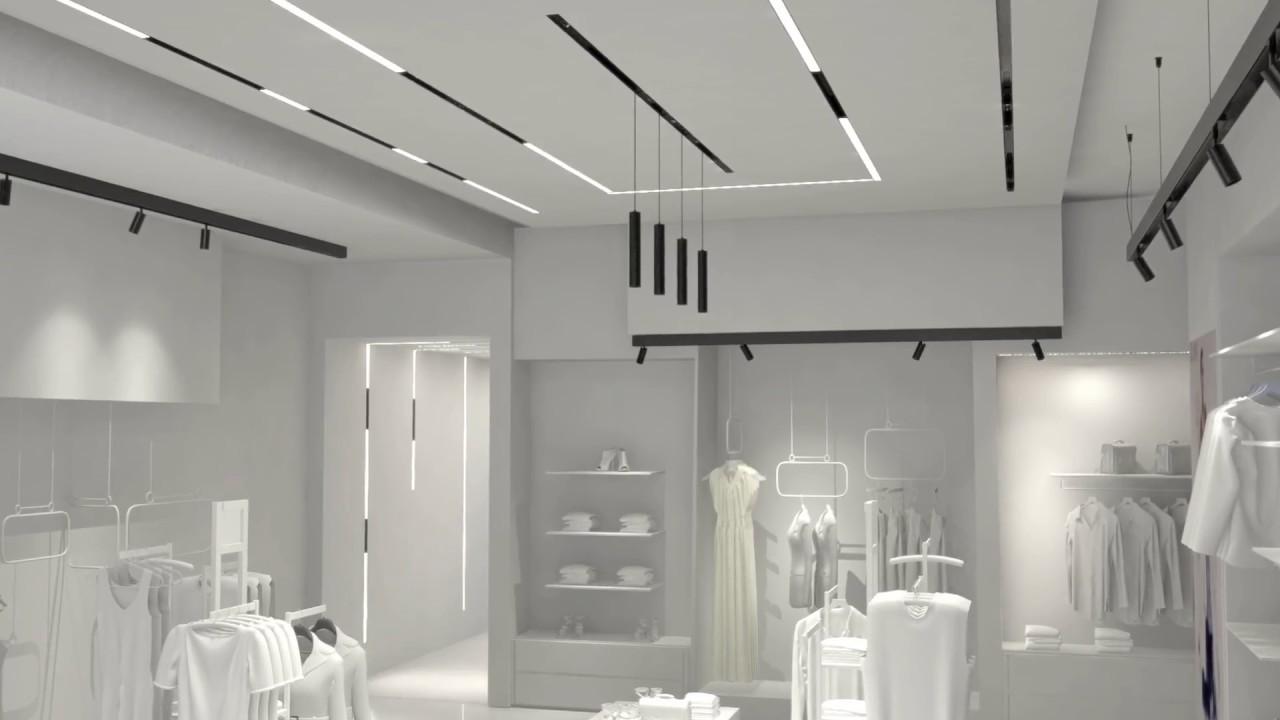 The Black Line Led Lighting System