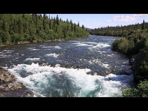 Hydro electric power in rural Alaska