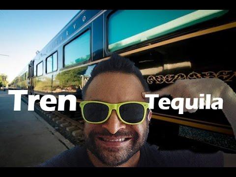 Gran Experiencia en Tren Jose Cuervo Express de Tequila Jalisco México viajaBonito