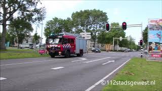 19-8035 opleidingsvoertuig met spoed door Vlissingen