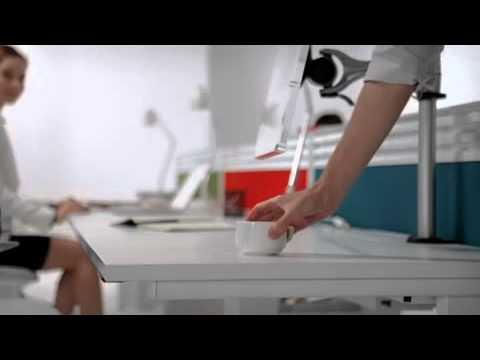 Sense, Ein Tischsystem Von HermanMiller   YouTube