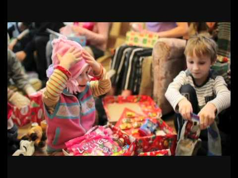 Girl from Belarus receives her Operation Christmas Child shoebox ...