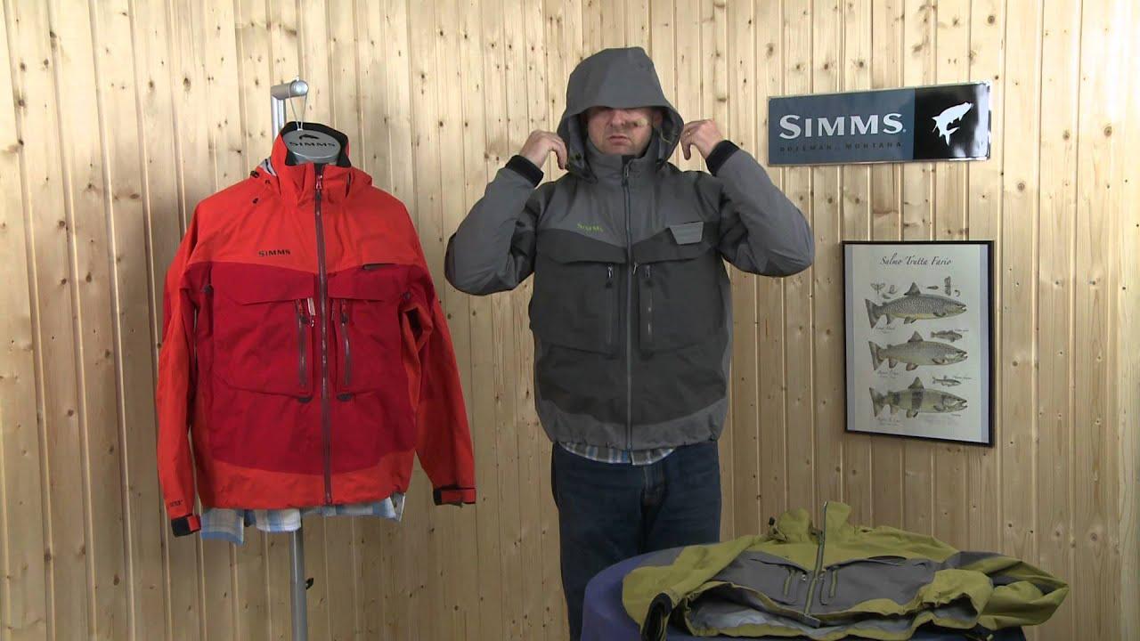 Simms G3 Jacket