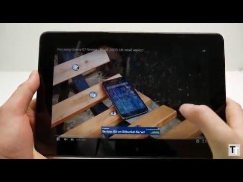 Dell Venue 10 Pro 5000 (5056) Windows 10 tablet review