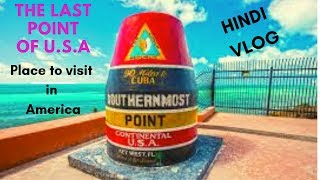 KEY WEST: The Unbelievable AND Haunted Island OF USA|| USA ends here||Indian Vlogger Prathamesh