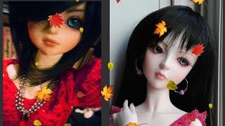 Beautiful barbie doll status video / Best 90's music for WhatsApp status