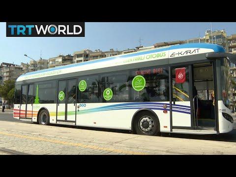 Money Talks: Izmir bus route tackles pollution problem