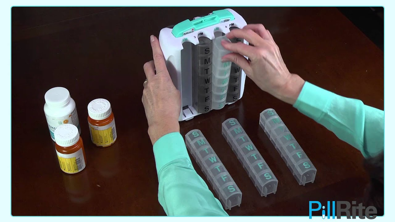 How to Organize Your Medications