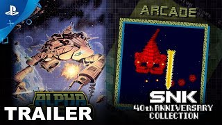 SNK 40th Anniversary Collection - Alpha Mission & Vanguard | PS4