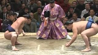 Январский турнир по Сумо 2012, 13-15 дни: Хатсу Басё (Токио) / Hatsu Basho (Tokyo)