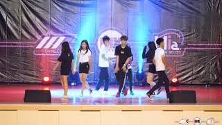 2017 MIX MIA MIKI 聯合公演 05 Mia 韓風MV男生班 AMS