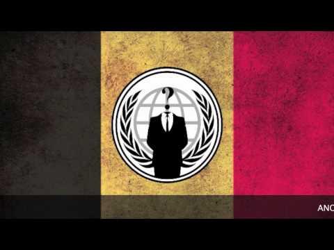 Internet vrijheid Europa/België - Anonymous
