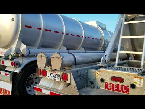 Lease purchase Frac Sand oilfield work Part 2 picked up the truck