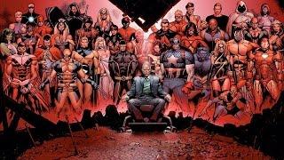 [Как читать X-Men] House of M - Часть 2