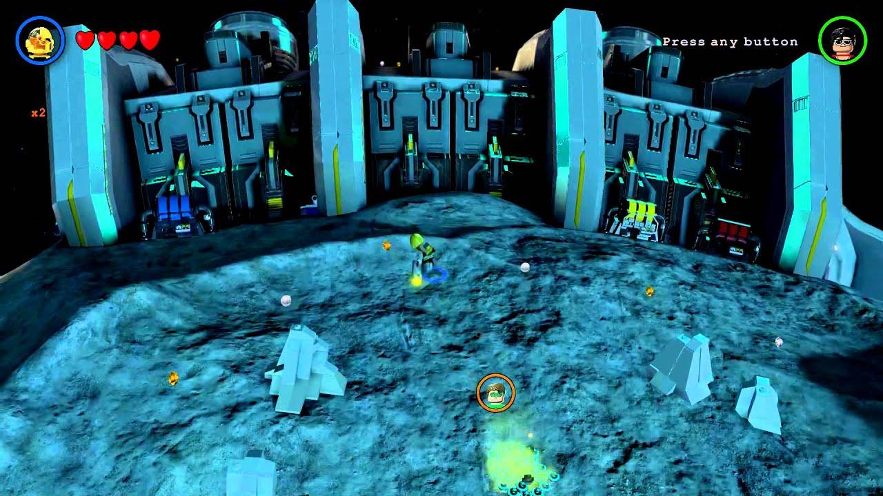 moon base lego batman 3 - photo #1
